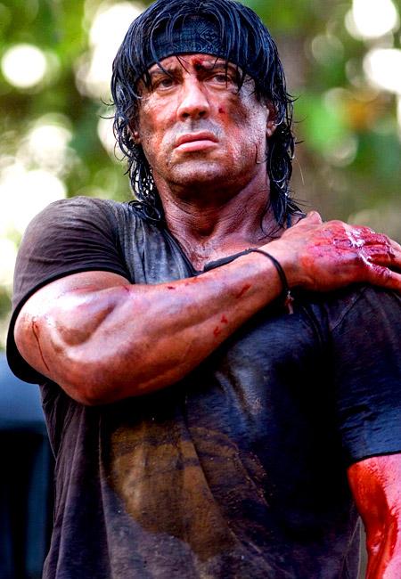 Exclusive Photo John Rambo